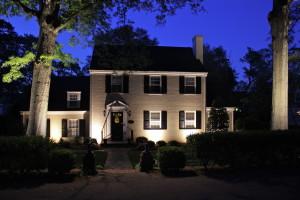 spotlights- on-house
