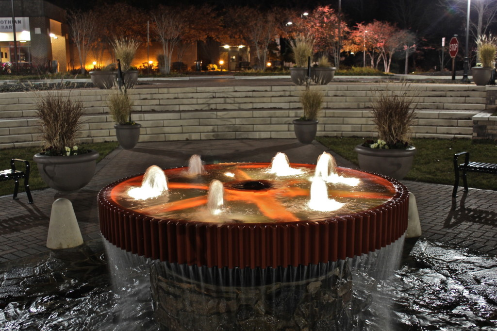 water-fountain-lights