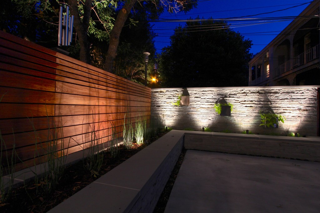 Image of: Taking Your Outdoor Lighting To Another Level With Dynamic Led Lights Inaray Design Group